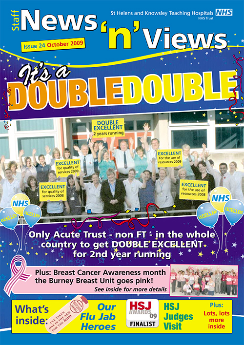 Trust newsletter issue 24 front cover